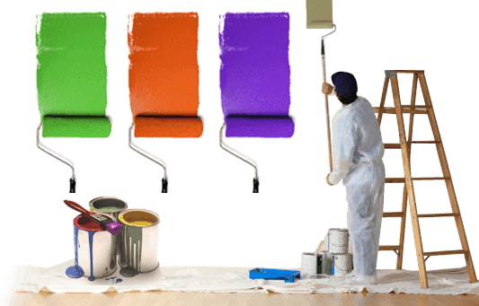 Painting Services in Qatar