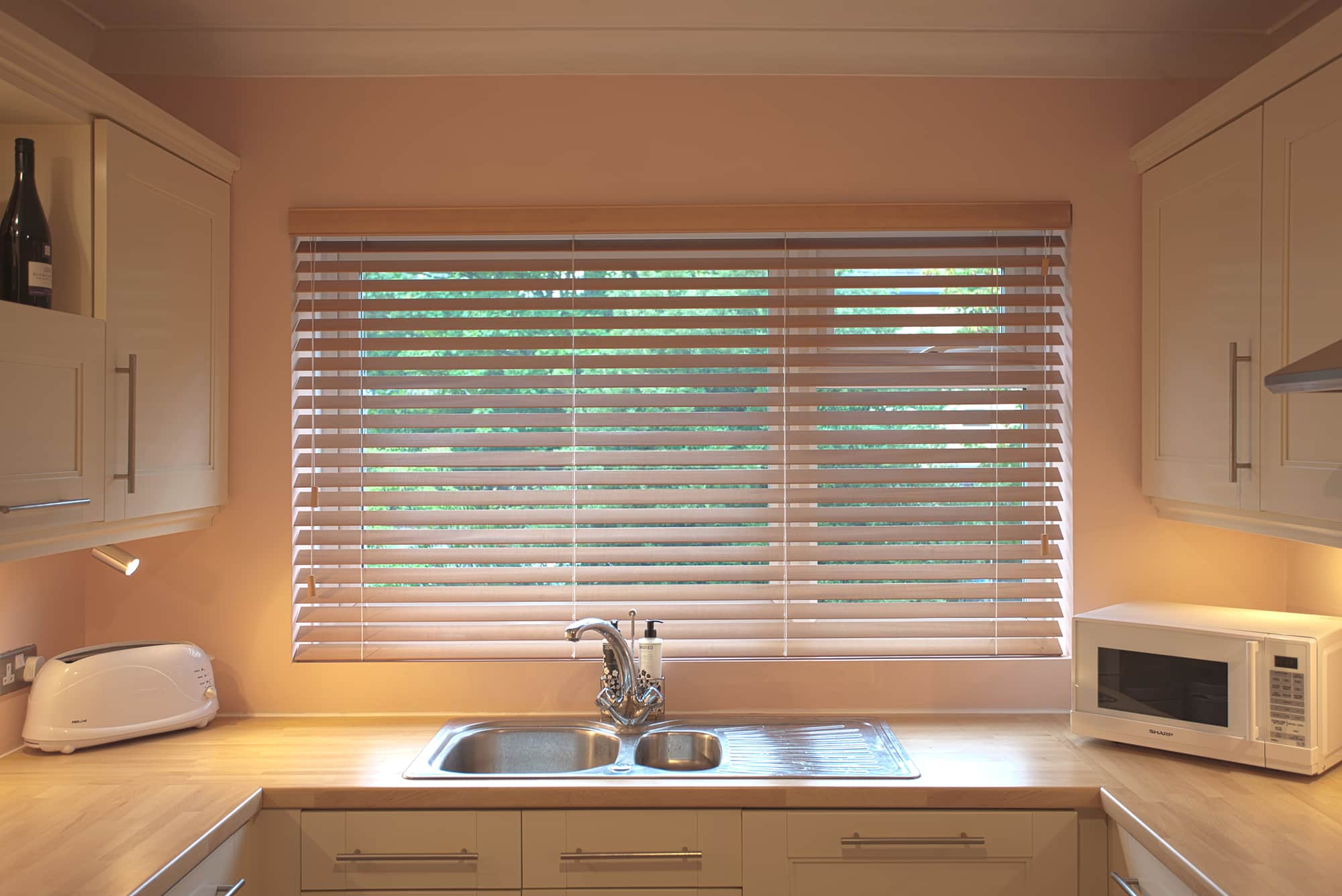Wooden Blinds in Qatar