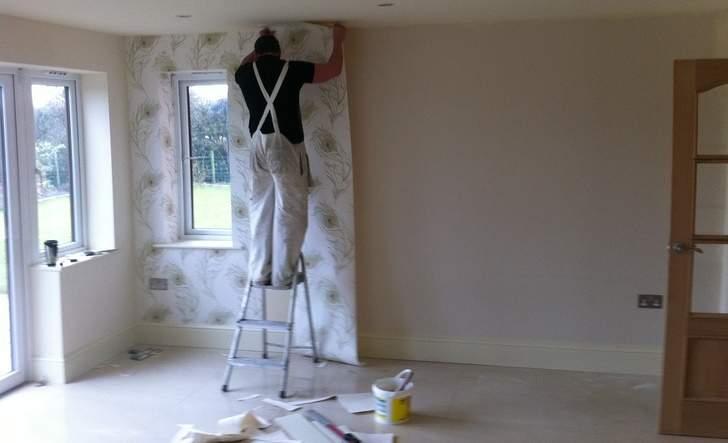 Wallpaper removing in Qatar