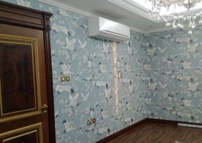 Wallpaper Fixing in Qatar