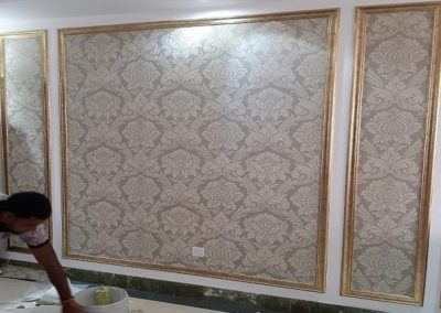 Wallpaper Fixing in Qatar
