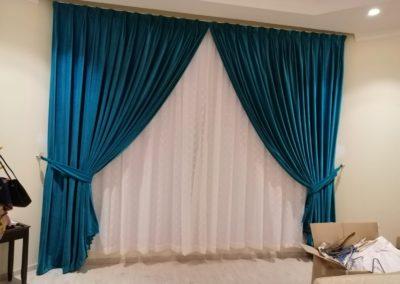 Curtains in Qatar