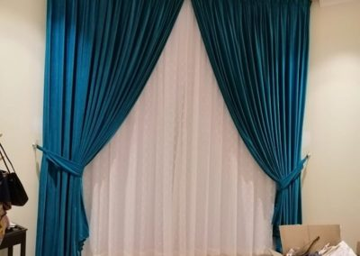 Curtains in Qatar